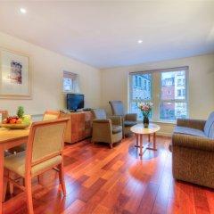 Отель Holyrood Aparthotel Эдинбург комната для гостей фото 2