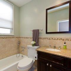 Отель LA157 2 Bedroom Apartment By Senstay США, Лос-Анджелес - отзывы, цены и фото номеров - забронировать отель LA157 2 Bedroom Apartment By Senstay онлайн ванная