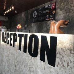 Hanu Hostel гостиничный бар