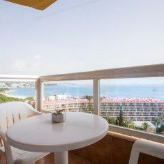 Отель Econotel Las Palomas Apartments Испания, Магалуф - отзывы, цены и фото номеров - забронировать отель Econotel Las Palomas Apartments онлайн балкон