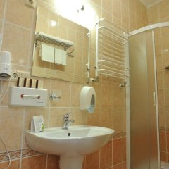 Гостиница Reikartz Dworzec Львов ванная фото 2