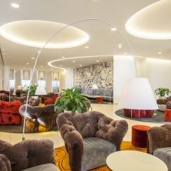 Гостиница Crowne Plaza Санкт-Петербург Аэропорт интерьер отеля