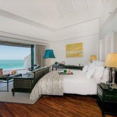 Отель InterContinental Samui Baan Taling Ngam Resort комната для гостей фото 9