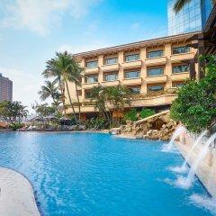 Отель Swissotel Merchant Court Singapore бассейн фото 3