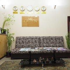 Отель Crown Tashkent сауна
