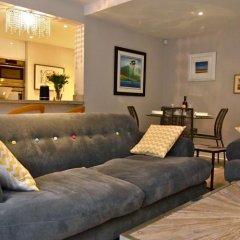 Апартаменты 21a Luxury Apartment Глазго спа фото 2