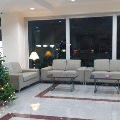 Отель White House Bizotel интерьер отеля