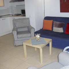 Апартаменты Apartments Dirsa Parc Güell комната для гостей фото 2