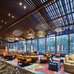 Отель Fu Rong Ge Hotel Китай, Сиань - отзывы, цены и фото номеров - забронировать отель Fu Rong Ge Hotel онлайн интерьер отеля фото 3