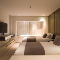 Отель Sheraton Grande Walkerhill комната для гостей