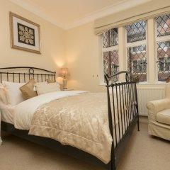 Апартаменты CDP Apartments Kensington Лондон комната для гостей фото 2