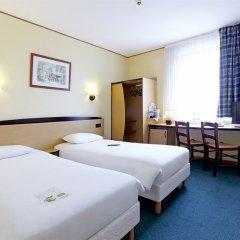 Hotel Campanile WROCLAW - Stare Miasto 2* Стандартный номер с различными типами кроватей фото 3