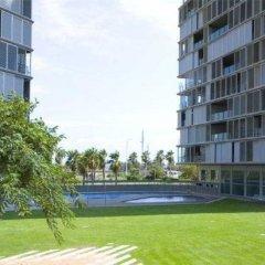 Отель Rent Top Apartments Beach-Diagonal Mar Испания, Барселона - отзывы, цены и фото номеров - забронировать отель Rent Top Apartments Beach-Diagonal Mar онлайн спортивное сооружение