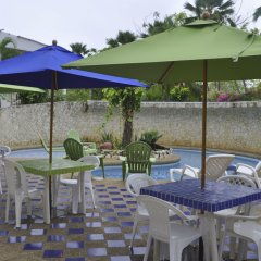 Отель Hosteria Mar y Sol Колумбия, Сан-Андрес - отзывы, цены и фото номеров - забронировать отель Hosteria Mar y Sol онлайн бассейн фото 3