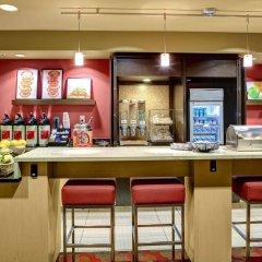 Отель TownePlace Suites Columbus Worthington США, Колумбус - отзывы, цены и фото номеров - забронировать отель TownePlace Suites Columbus Worthington онлайн гостиничный бар