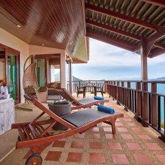 Отель Sandalwood Luxury Villas балкон