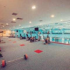 Гранд Отель - Астрахань фитнесс-зал