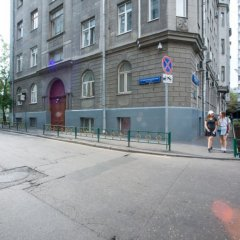 Hotel & Hostel Vstrechi na Arbate спортивное сооружение