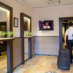 Hotel Dei Mille интерьер отеля