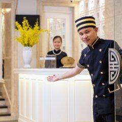 Отель Church Boutique Hotel - Hang Ca Вьетнам, Ханой - отзывы, цены и фото номеров - забронировать отель Church Boutique Hotel - Hang Ca онлайн интерьер отеля