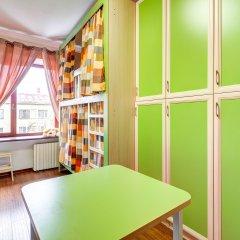 Хостел Авита Авиамоторная комната для гостей фото 3