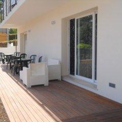 Отель White Beach BeB Фонтане-Бьянке балкон