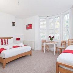 Отель New Steine Hotel - B&B Великобритания, Кемптаун - отзывы, цены и фото номеров - забронировать отель New Steine Hotel - B&B онлайн детские мероприятия фото 2