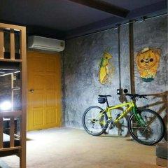 Отель The Nexchange Bangkok Hostel Таиланд, Бангкок - отзывы, цены и фото номеров - забронировать отель The Nexchange Bangkok Hostel онлайн интерьер отеля фото 2