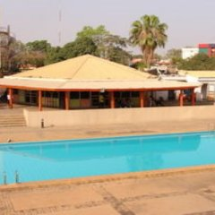 Agura Hotel бассейн фото 2