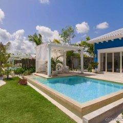 Отель Eden Roc at Cap Cana Доминикана, Пунта Кана - отзывы, цены и фото номеров - забронировать отель Eden Roc at Cap Cana онлайн бассейн фото 2