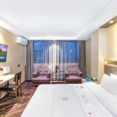 Отель Fu Ho Гуанчжоу комната для гостей