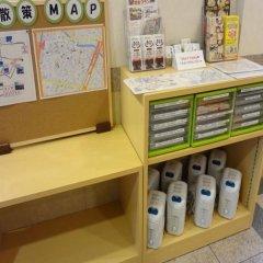 Отель Chisun Inn Kamata Япония, Токио - отзывы, цены и фото номеров - забронировать отель Chisun Inn Kamata онлайн развлечения