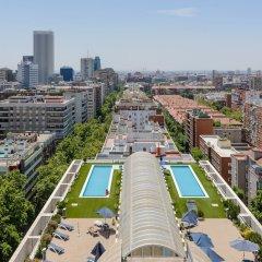 Отель Charming Eurobuilding 2 Exclusive бассейн