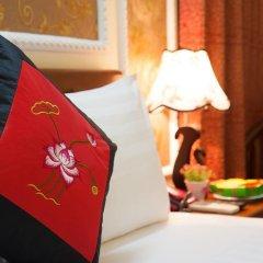 Отель Hang My Hotel Вьетнам, Ханой - отзывы, цены и фото номеров - забронировать отель Hang My Hotel онлайн удобства в номере фото 2