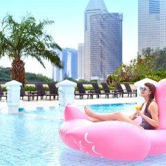 Отель Parkroyal On Beach Road Сингапур детские мероприятия