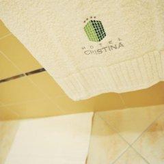 Hotel Cristina Рокка-Сан-Джованни удобства в номере