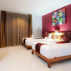 Rama Kata Beach Hotel 2* Улучшенный номер с различными типами кроватей фото 2
