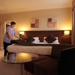 Hilton Glasgow Grosvenor Hotel комната для гостей фото 6