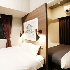 Residence Hotel Hakata 12 комната для гостей фото 5