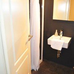Отель Sankt Pauli Lodge Германия, Гамбург - отзывы, цены и фото номеров - забронировать отель Sankt Pauli Lodge онлайн ванная фото 2