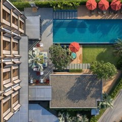 Отель The Silver Palm Rama 9 - Bangkok фото 2