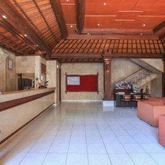 Отель Matahari Bungalow интерьер отеля фото 2