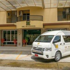 Отель NRC Residence Suvarnabhumi городской автобус