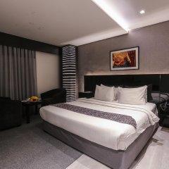 Отель Khuttar Apartments Иордания, Амман - отзывы, цены и фото номеров - забронировать отель Khuttar Apartments онлайн комната для гостей фото 4