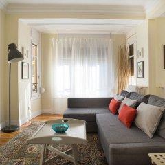 Отель Hollywood Zurriola - IB. Apartments Испания, Сан-Себастьян - отзывы, цены и фото номеров - забронировать отель Hollywood Zurriola - IB. Apartments онлайн комната для гостей фото 3