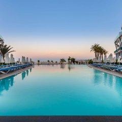 Vikingen Infinity Resort&Spa Турция, Аланья - 2 отзыва об отеле, цены и фото номеров - забронировать отель Vikingen Infinity Resort&Spa онлайн бассейн