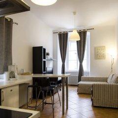 Отель Happy Prague Apartments Чехия, Прага - 1 отзыв об отеле, цены и фото номеров - забронировать отель Happy Prague Apartments онлайн комната для гостей фото 2