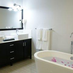 Отель The Marina Village 2 & 3 Bedroom Condo's Ямайка, Монастырь - отзывы, цены и фото номеров - забронировать отель The Marina Village 2 & 3 Bedroom Condo's онлайн ванная фото 2