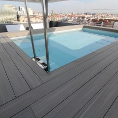 Отель Barceló Valencia Испания, Валенсия - 1 отзыв об отеле, цены и фото номеров - забронировать отель Barceló Valencia онлайн бассейн