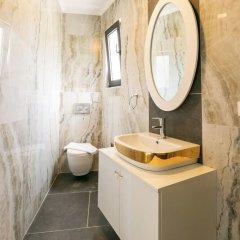 Villa Excellence Турция, Калкан - отзывы, цены и фото номеров - забронировать отель Villa Excellence онлайн ванная